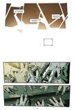 Zombies vs Robots: No 9 - Comic Page with Panels