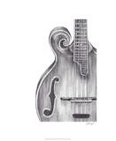 Stringed Instrument Study II