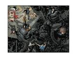 Locke and Key: Omega 4 - Page Spread