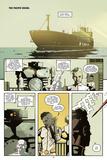 Zombies vs Robots: No 8 - Comic Page with Panels