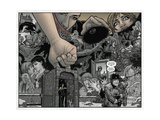 Locke and Key: Volume 1 Welcome to Lovecraft - Page Spread