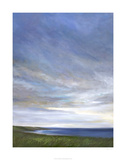 Coastal Clouds Diptych I