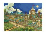 Little Nemo: Return to Slumberland - Full-Page Art