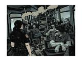 30 Days of Night: Volume 3 Run  Alice  Run - Page Spread