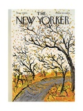 The New Yorker Cover - November 7  1970