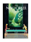 Inside  Outside - The New Yorker Cover  July 29  2013