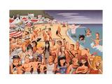 Vanity Fair - 1995 - Malibu Beach