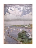 The New Yorker Cover - June 13  1964