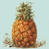 Contempo Pineapple Square I