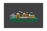 City Living Oakland Asphalt
