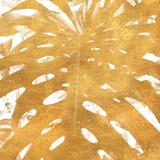 Golden Leaves II (gold foil)