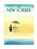 The New Yorker Cover - May 25  1987