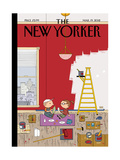 Warmth - The New Yorker Cover  March 19  2012
