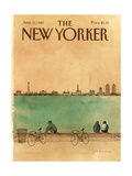 The New Yorker Cover - June 22  1981
