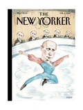 Jury of His Peers - The New Yorker Cover  February 3  2014