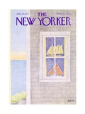 The New Yorker Cover - July 23  1973