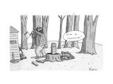 Viva la revolucion! - New Yorker Cartoon