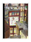 The New Yorker Cover - January 5  2015