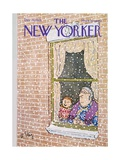 The New Yorker Cover - December 14  1968