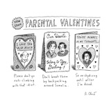 Parental Valentines Day Cards - New Yorker Cartoon