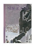 The New Yorker Cover - December 23  1944