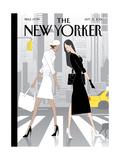 The New Yorker Cover - September 21  2015