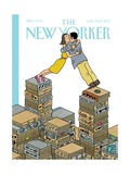 Love Stories - The New Yorker Cover  June 9  2014