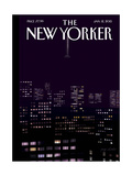 The New Yorker Cover - January 12  2015