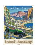Travel to Tuscany