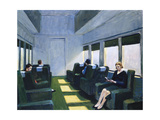 Chair Car, 1965 Giclée par Edward Hopper