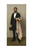 Portrait of Theodore Duret  1883