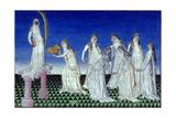 Worship of a Black Female Deity on India's Malabar Coast  from 'Le Livre Des Merveilles'  C1410-12