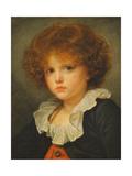 Boy in a Red Waistcoat  c1775-80