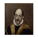 Portrait of an Old Man  c1590–1600
