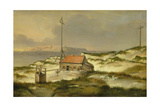 The Dunes of Helgoland  1815