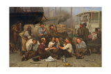 The Longshoremen's Noon  1879