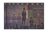 Circus Sideshow (Parade de cirque)  1887-88