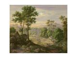 Italian Landscape  1845