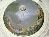 Overview of the Cupola Showing St Anthony  1798