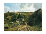 Jalais Hill at Pontoise  1867