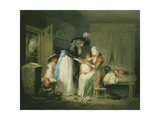 Visit to the Child at Nurse  C1788