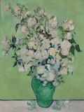 A Vase of Roses, 1890 Giclée par Vincent Van Gogh