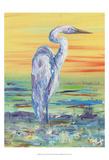 Egret Sunset I