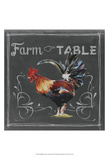 Chalkboard Farm Animals III