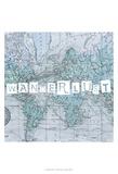 Map Words V