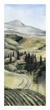 Watercolor Tuscany I