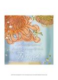 Blue Floral Inspiration VI