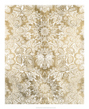 Baroque Tapestry in Gold II