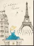 Sketchbook Paris II