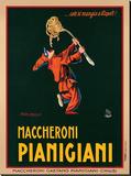 Maccheroni Pianigiani  1922